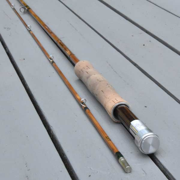 Ron Barch 88 bamboo rod