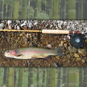 Ron Barch bamboo fly rods from Alder Creek Rods